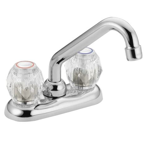 Chateau Faucet by Faucet 4975 In Chrome By Moen