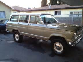 Jeep Wagoneers For Sale Spotted 1968 Kaiser Jeep Wagoneer West County