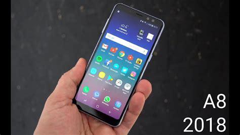 Samsung A8 Feb 2018 Samsung Galaxy A8 2018 Im Test