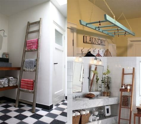ladder home decor ladder decor really cool ideas for the home pinterest