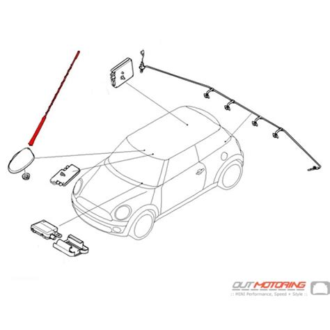 mini cooper antenna replacement service manual 2009 mini clubman antenna replacement i