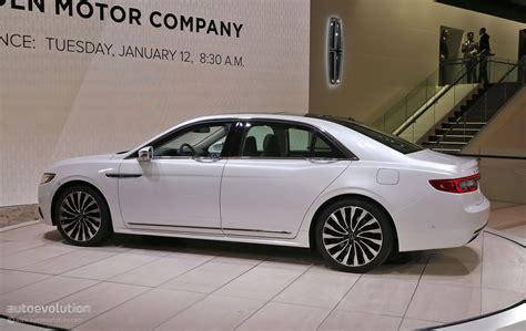 lincoln 2017 white 2017 lincoln continental shows 400 hp 400 lb ft v6 in