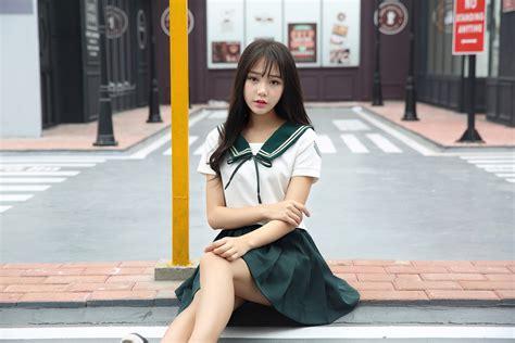 High Hell Korea 9839 kaufen gro 223 handel japanische schuluniform m 228 dchen aus china japanische schuluniform