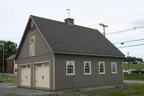 24 x36 12 pich garage17 custom barns and buildings