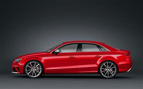 audi rs3 sedan audi s new small sedan will there be an rs3 photo