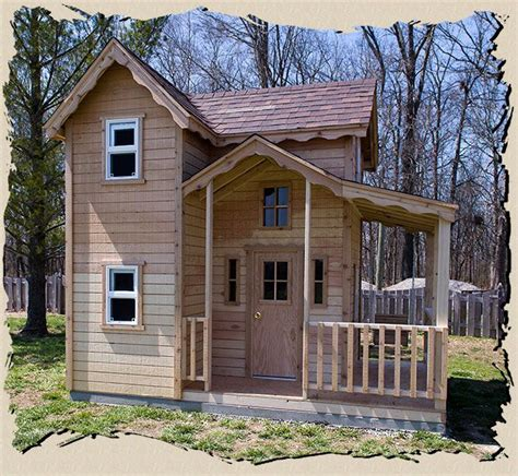 play house design best 25 kids outdoor playhouses ideas on pinterest