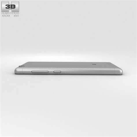 3d Xiaomi Redmi 3 xiaomi redmi 3 silver 3d model hum3d