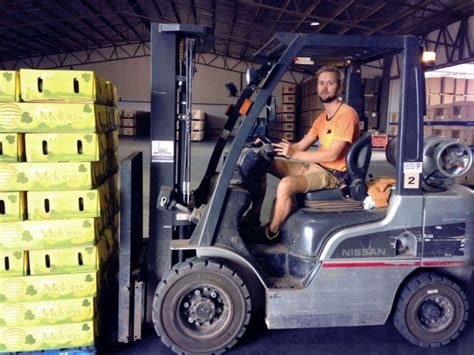 forklift operator description descriptions hub