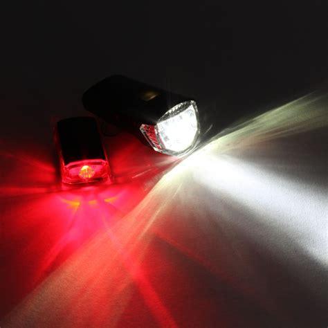beleuchtung fahrrad akku akku led fahrrad beleuchtung set cfl30 pro 30lux