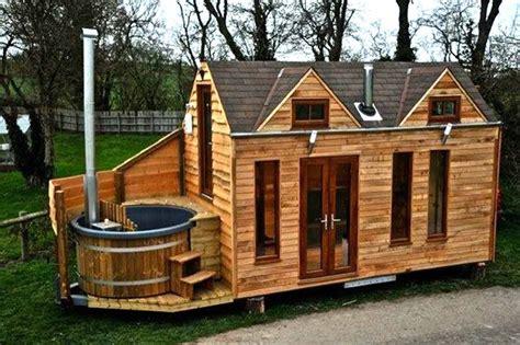 tiny log homes on wheels tinywood homes tiny house on