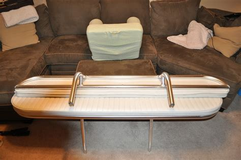 boat bench seat for sale large custom folding rear bench seat and matching backrest