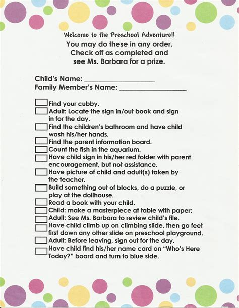 Parent Welcome Letter Kindergarten For The Children Preschool Time Welcoming Parents And Helping Them Feel Connected