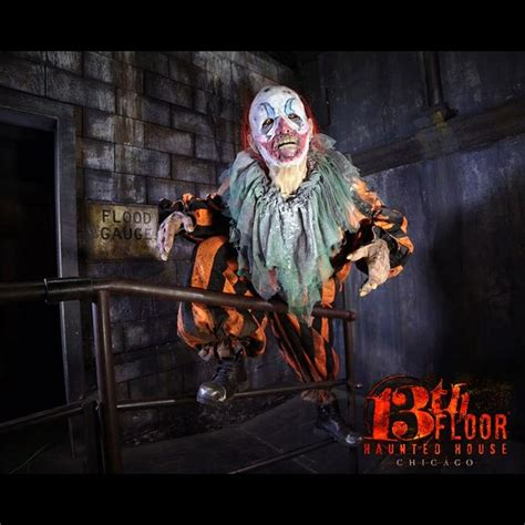 13th floor haunted house 13th floor haunted house chicago illinois haunted houses