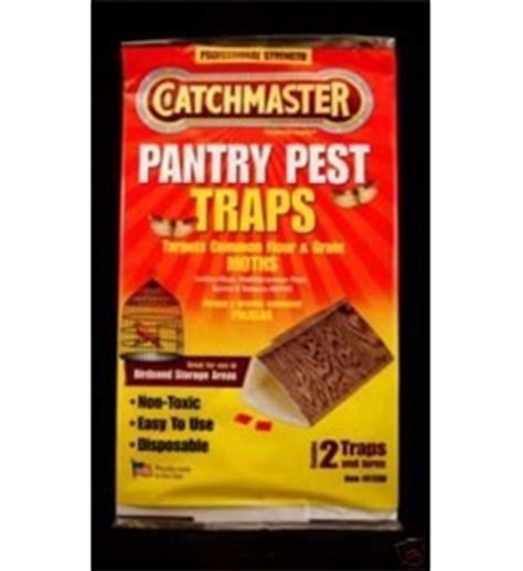 Flour And Pantry Moth Trap by Catchmaster Food Pantry Moth Traps For Indian Meal Moths
