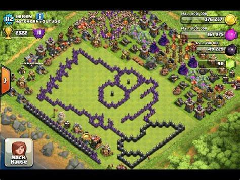 3d Puzzle Coc Clash Of Clans Box troll map for coc for android free on mobomarket