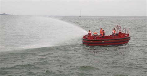 centurion boats factory location new five ab e centurion 24 fireboat commercial vessel