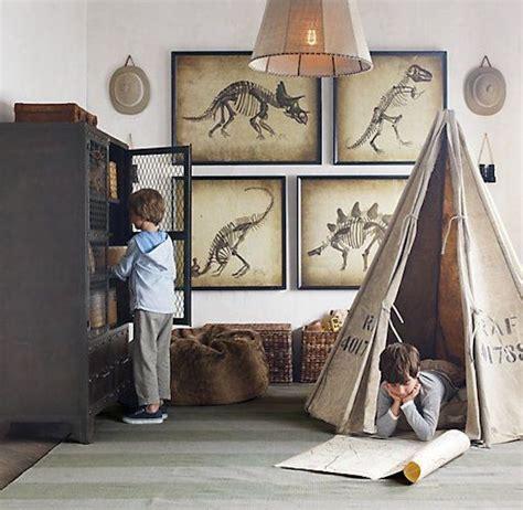 decoracion habitaciones infantiles dinosaurios 4 habitaciones infantiles 161 de dinosaurios decoration