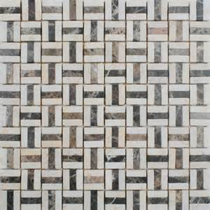 Marble Mosaic Floor Tile Marble Tile Backsplash Kitchen Design Brown And Blend Mosaic Marble Wall Stickers