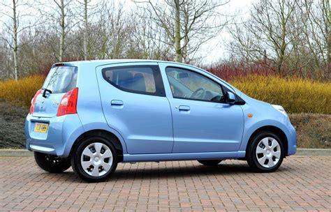Suzuki Alto 2012 Suzuki Alto Play 2012 Right Profile Front Seat Driver