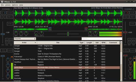 100 free dj mixer download mixxx 2 0 0 free download freewarefiles com audio