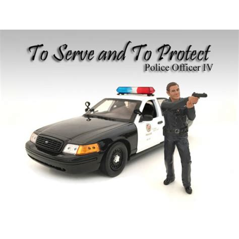 American Diorama Ad 24033 1 24 Officer Iii officer iv figure for 1 24 scale models american