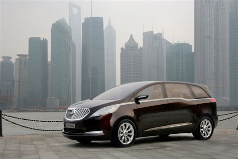 buick teases new gl8 luxury minivan for china market
