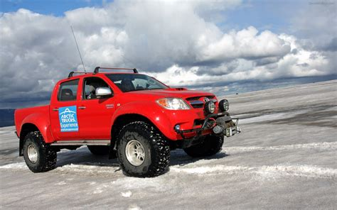 Toyota Helux Toyota Hilux 2010 Widescreen Car Photo 05 Of 10