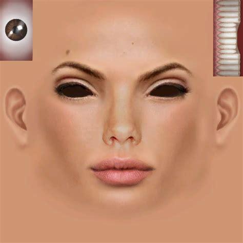 sims 2 skin texture tomb raider faces lara croft the sims 2 creation
