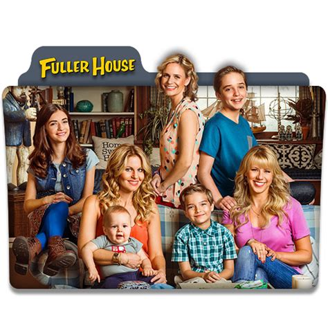 house tv series fuller house tv series folder icon by dyiddo on deviantart