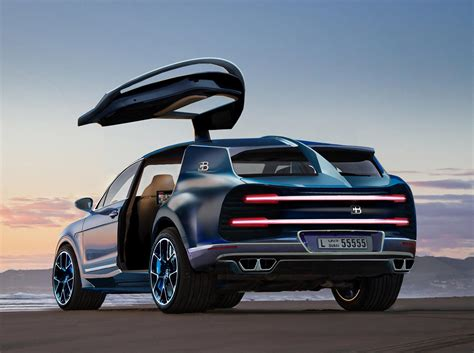 bugatti suv bugatti could be creating a chiron based hyper suv