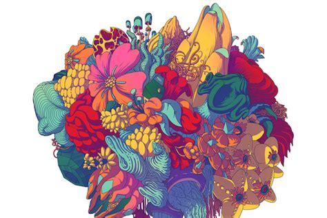 html graphic design loopism illustrator and animator ori toor create