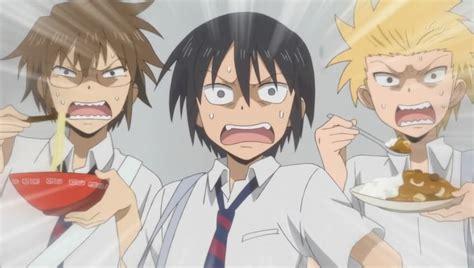 danshi koukousei no nichijou odcinek 01