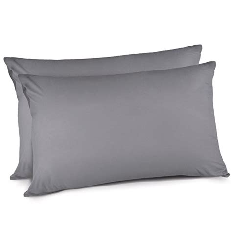 Microfiber Pillow Cases by Ihomy Pillow Cases Size 100 Brushed Microfiber
