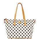 Introducing The Dooney Bourke Metallic Mambo Handbag Collection by Care Cleaning Coated Canvas Dooney Bourke