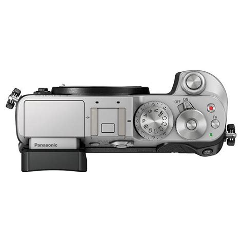 Panasonic Lumix Gx8 Mirrorless 4k new panasonic lumix dmc gx8 4k uhd 20 3mp silver digital 1 yraus wty ebay