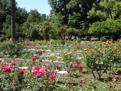 sacramento rose garden