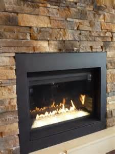 stone gas fireplace gallery images customer jobs fireplaces heating