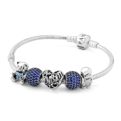 A Significant Discount For Pandora A Mother's Love from Son Charm Bracelet(Fudb9k)   fantastic