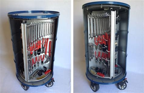 ultimate toolbox showcases the paramount use of recycled drum