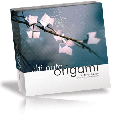 ultimate origami origami book