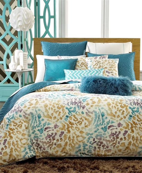 inc international concepts bedding inc international concepts cheetah bedding collection