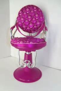 American Doll Salon Chair by Battat Our Generation Doll Pink Salon Chair 18