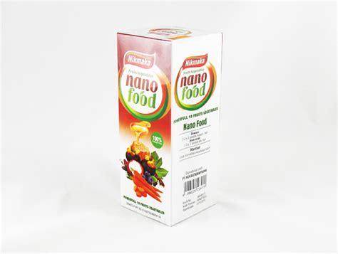 nikmaka fruits and vegetables nano food supplements