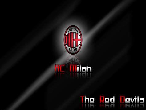 wallpaper bergerak ac milan gambar logo keren logo ac milan