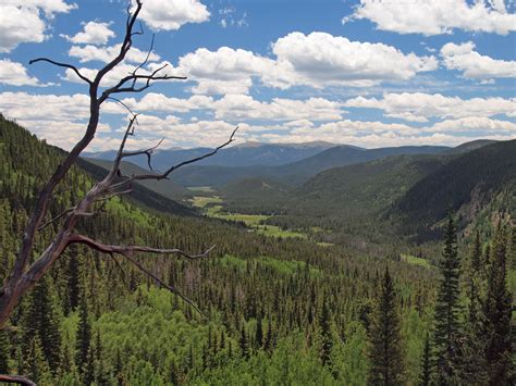 Shelf Lake Trail Colorado by Photography By Ed Morris