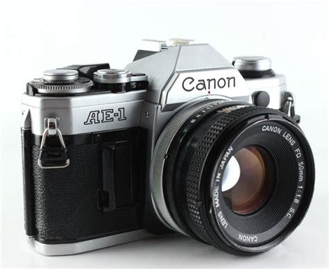 recommended canon film camera i still shoot film