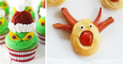 41 easy creative and tasty christmas treats that you can