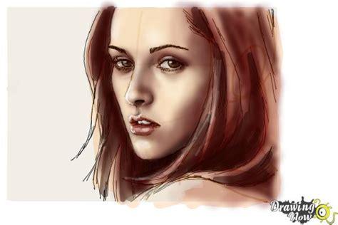 draw bella swan  twilight drawingnow