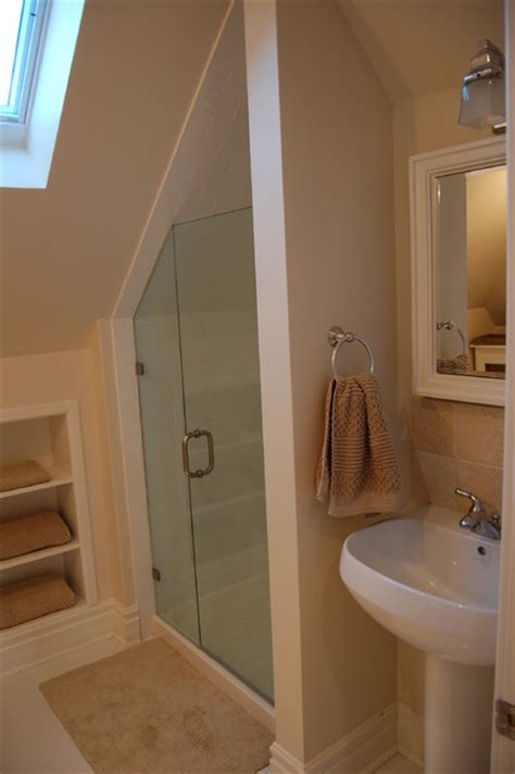 bathrooms in attic spaces cute bathroom in small attic space images dream home