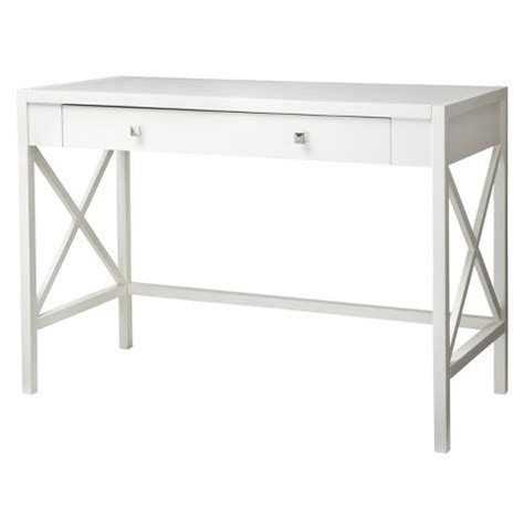 Desk At Target by Hamilton X Slat Desk Threshold Target
